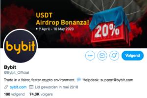 Bybit Twitter