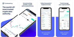 Coinmarketcap screenshot