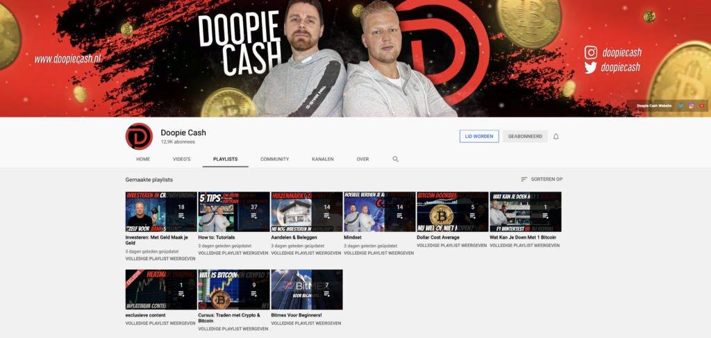 Doopie Cash Youtube