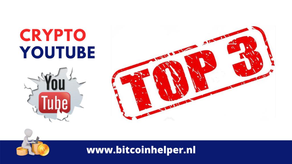 Crypto Youtube top 3