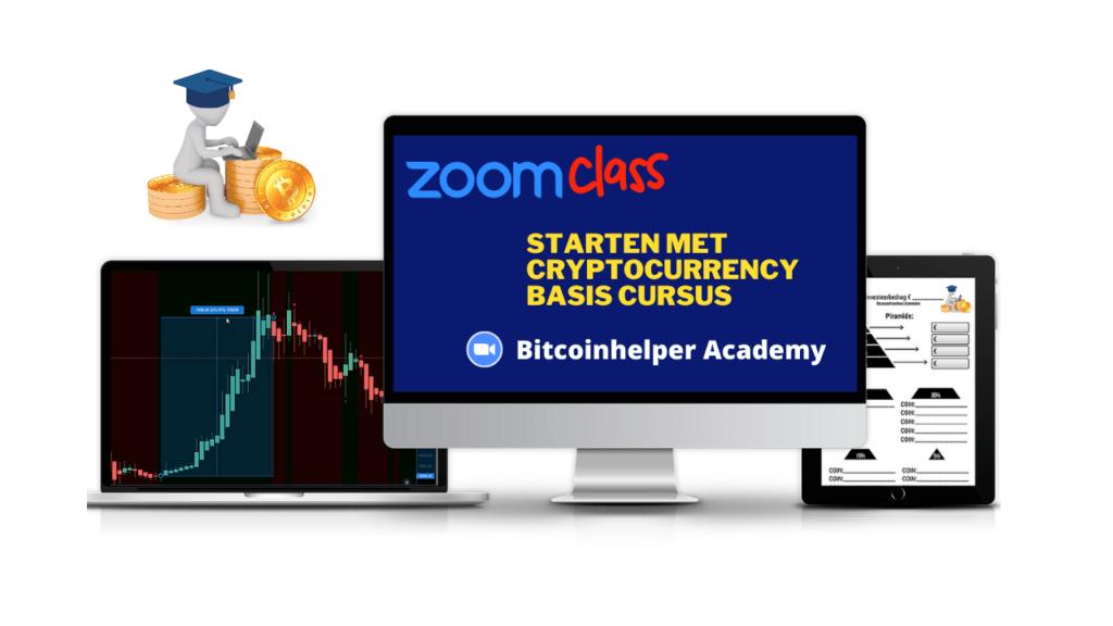 Cryptocurrency-cursussen