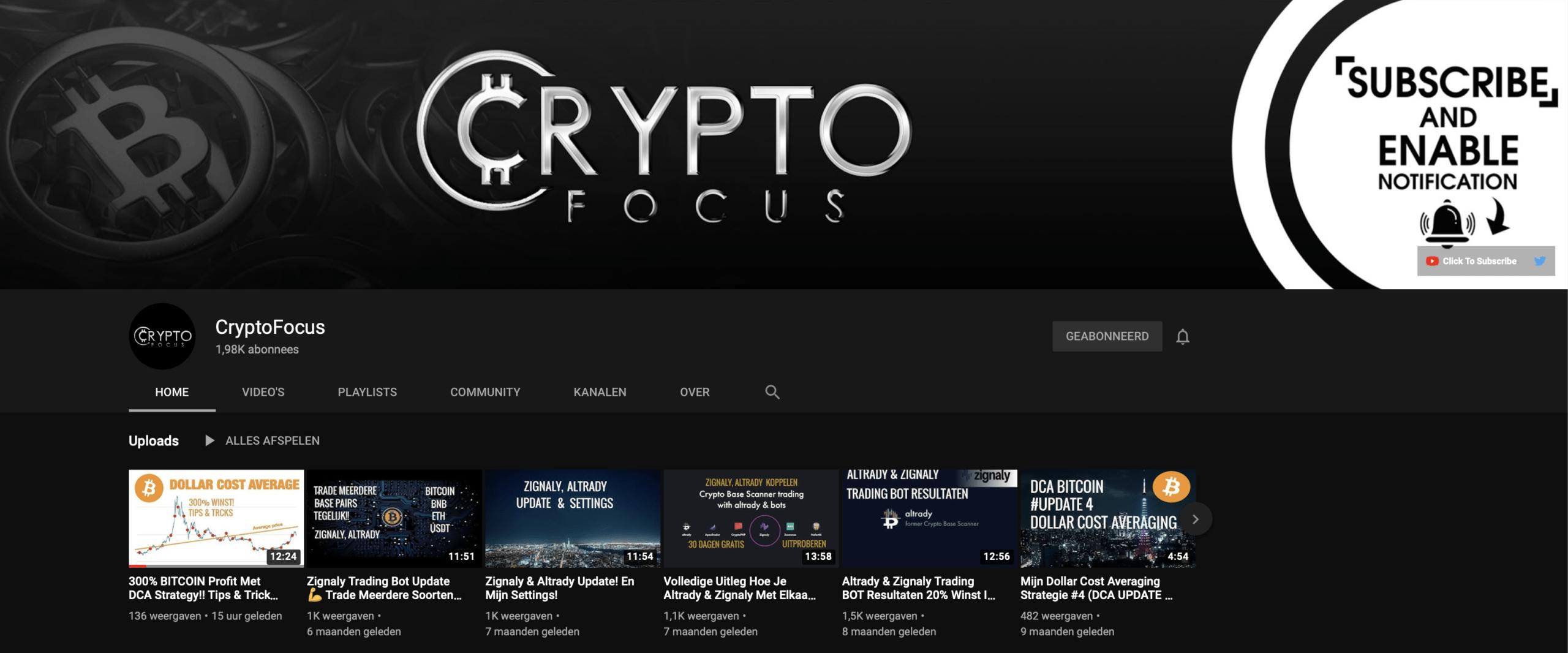 Crypto Focus