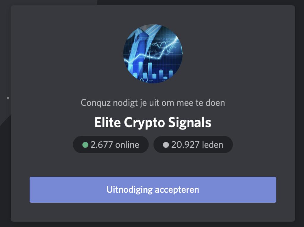 Elite-crypto-signals-discord