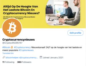 Bitcoin-en-cryptocurrency-nieuws