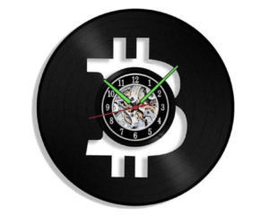 Klok Bitcoin - Ethereum