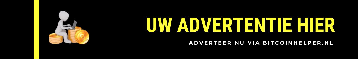 Advertentie-Bitcoinhelper