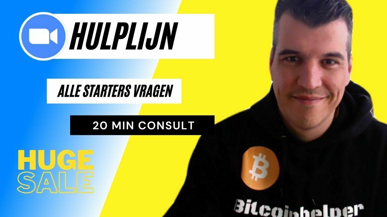 Bitcoinhelper-hulplijn